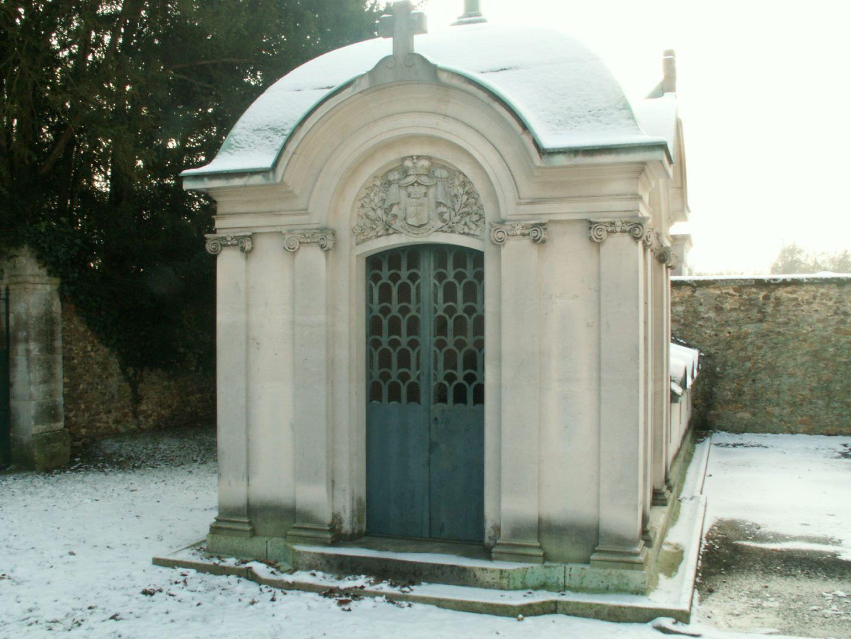 Chapelle de la Famile Berthier Cimetière de Boissy-Saint-Léger