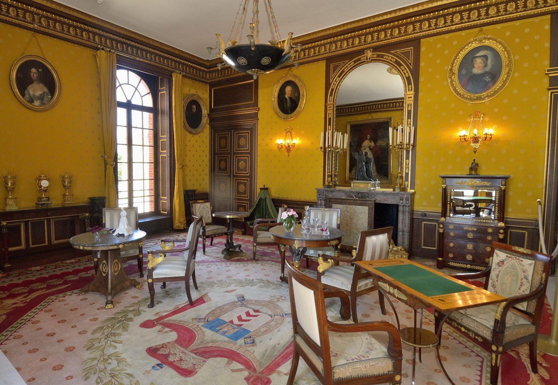 Château de Grosbois Salon des Huissiers