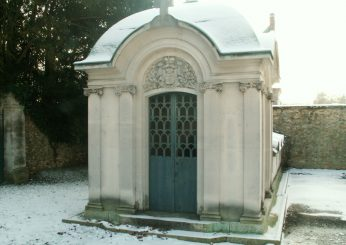 Chapelle de la famille Berthier de Wagram