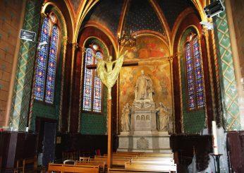 Choeur Statue Louis de Hollande