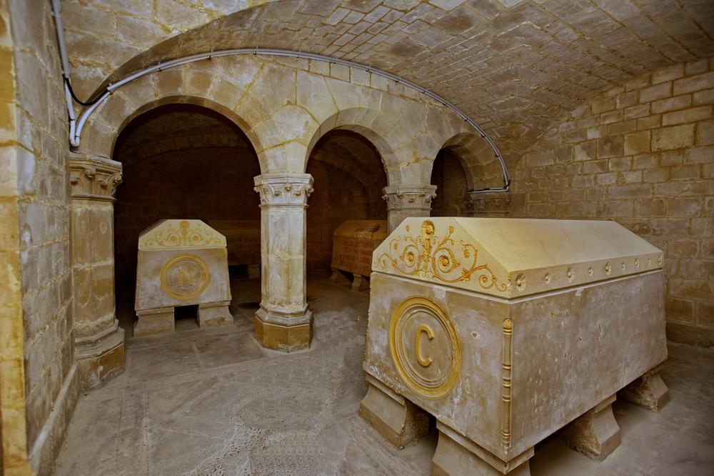 Crypte St- Leu