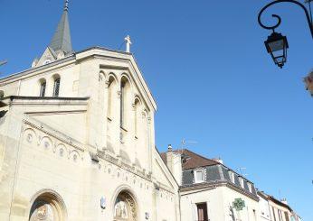 Eglise de Saint-Leu-la-Forêt