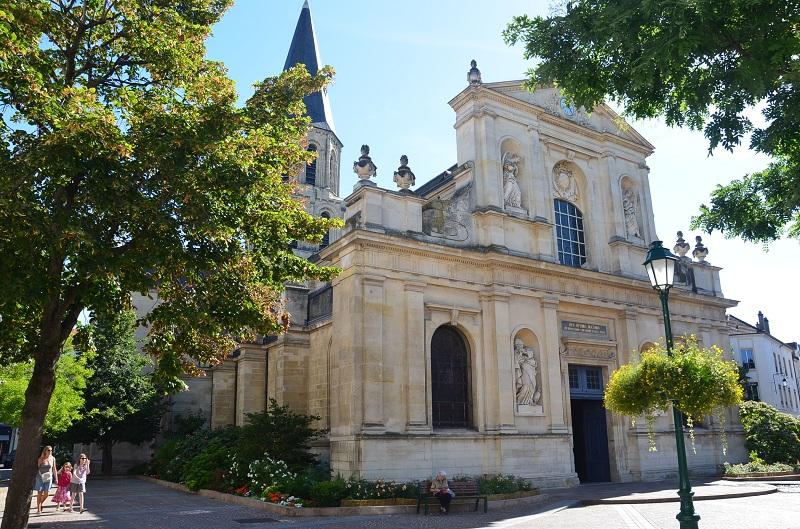 Facade de l'Eglise-RueilMalmaison-Napoleon