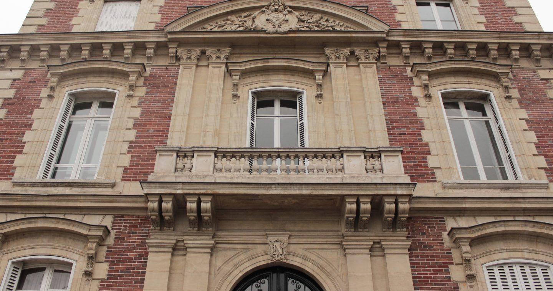 Hôtel du mess des officiers de la Garde Impériale de Napoléon III