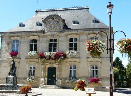 Mairie © Adeline LOISON – Office de Tourisme de Brienne-le-Château