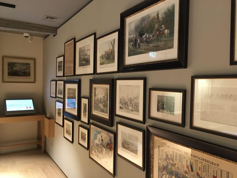 Seq 2 Campagne de France © Angélique Duc – Musée Napoléon Brienne-le-Château