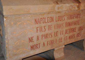Catafalque de Louis de Hollande, frère de l'empereur