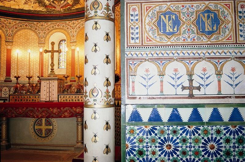 chapelle impériale-biarritz-napolein