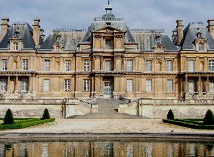 chateau cote jardins maisons-laffitte