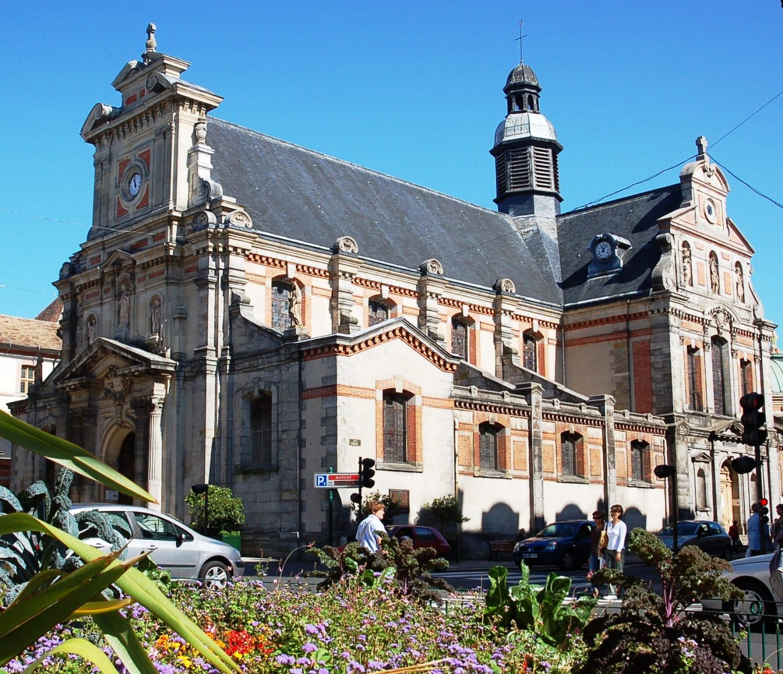 Eglise Saint Louis-fontainebleau-napoleon