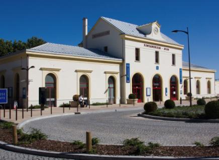 Gare de Fontainebleau-Avon