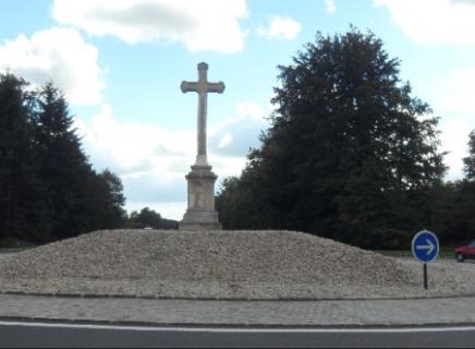 la croix saint hérem- fontainebleau-napoleon