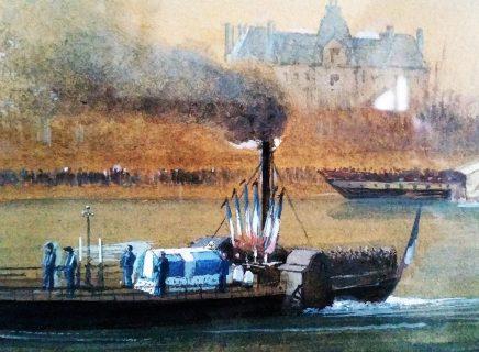 Le retour des cendres-chateau de Maisons Laffitte – napoleon