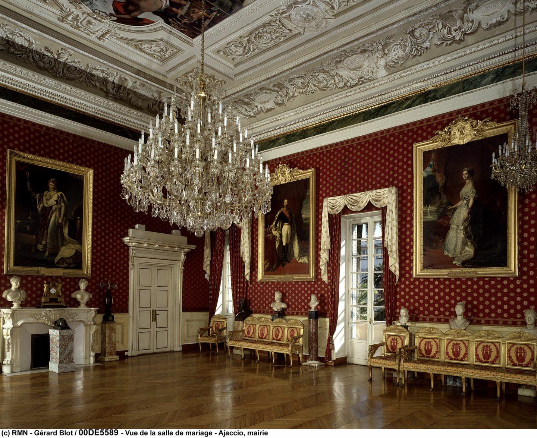 Le Salon napoléonien de l'Hotel de Ville-Ajaccio-page 10 Salon Napoléonien