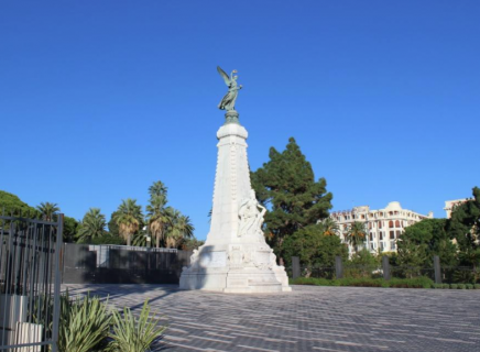 monument du centenaire-nice-napoleon