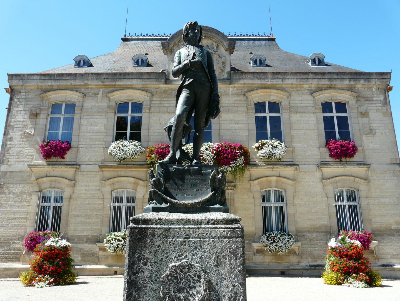 Napoléon Bonaparte statue