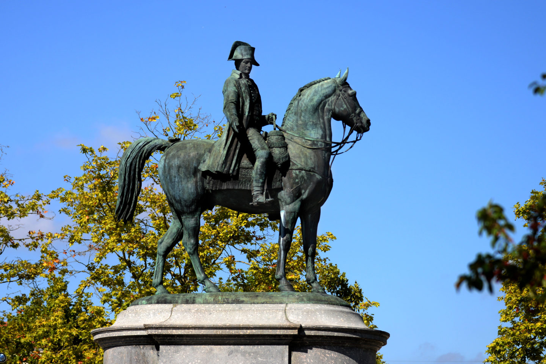 Statue Napoléon©ville La Roche-sur-Yon
