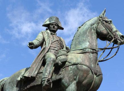 Statue Place Napoléon©ville La Roche-sur-Yon