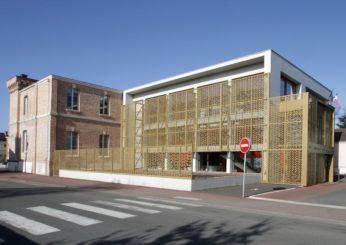 Ville de Lamotte-Beuvron – mairie entrée