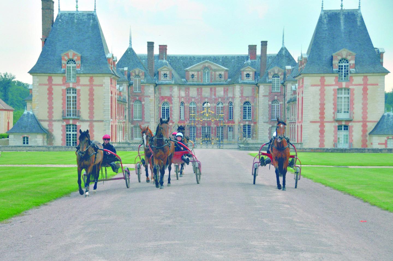 Chateau de Gros Bois – Boissy-Saint-Leger – Grobois