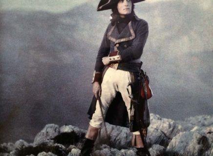 Visuels Chanteranne – 22 novembre ©Musée National de la Maison Bonaparte Napoléon par Abel Gance