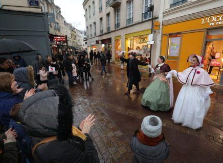 Théâtre de rue, Saint-Germain-en-Laye