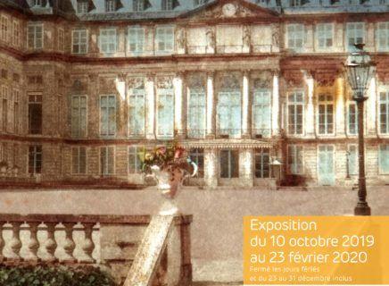 Affiche exposition Les derniers feux du palais de Saint-Cloud