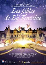 Fable de la Fontaine à Fontainebleau