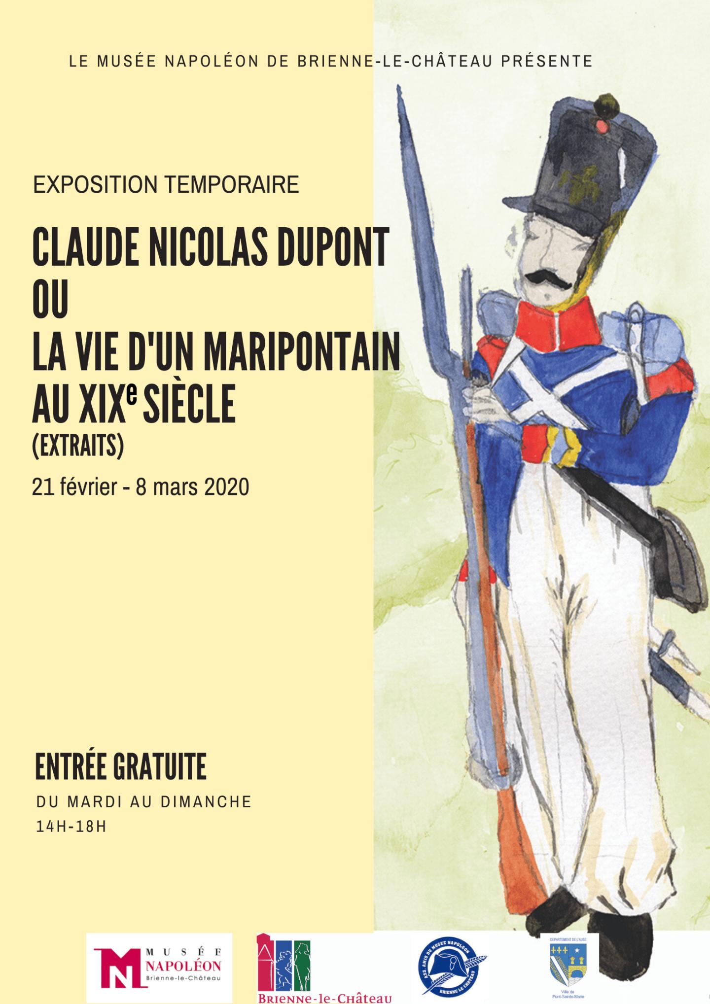 Affiche expo PSM (002) Brienne le Château