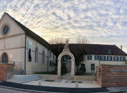 Façade musée © Angélique Duc – Musée Napoléon Brienne-le-Château