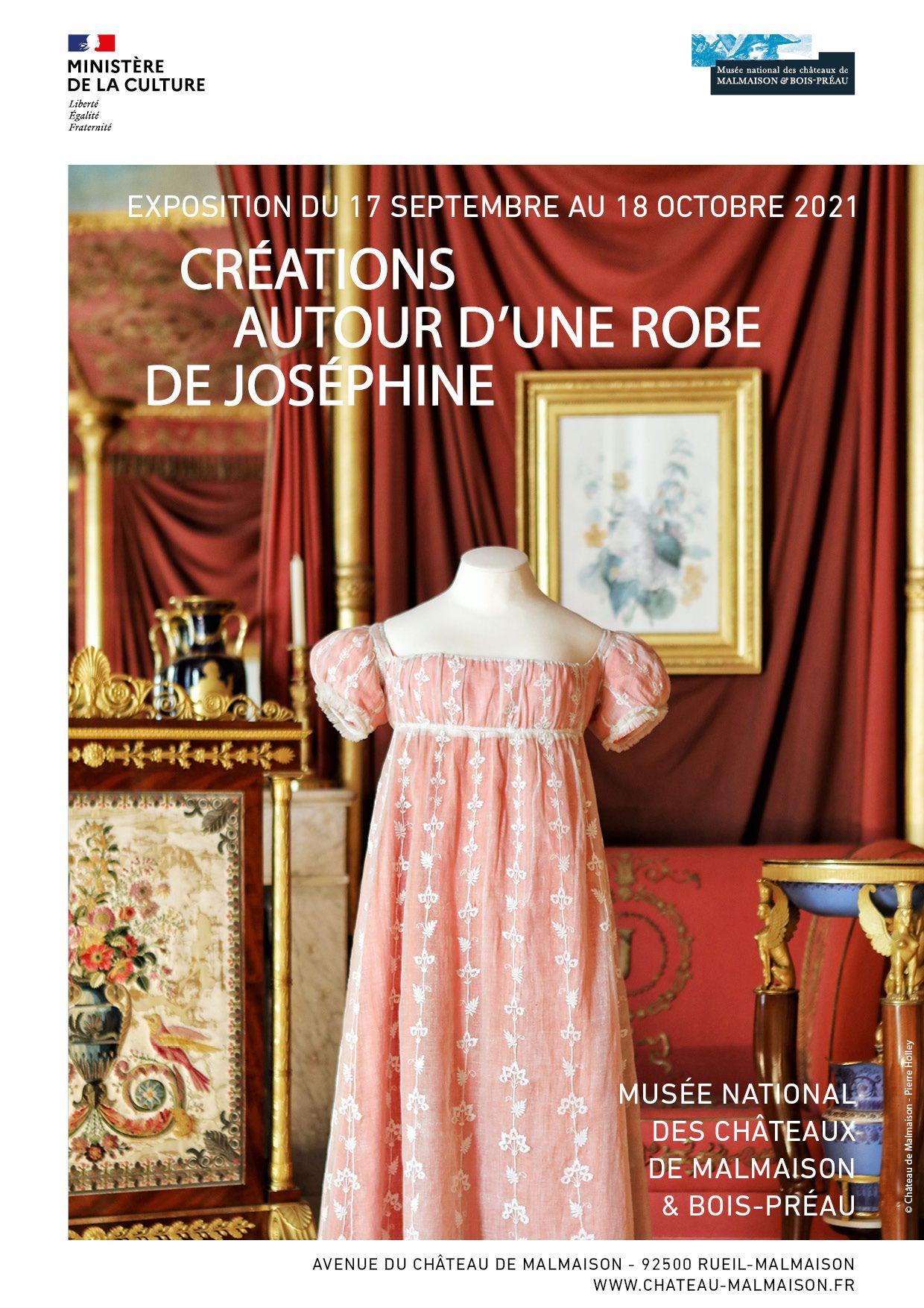 Affiche Robe Joséphine – A4-BD