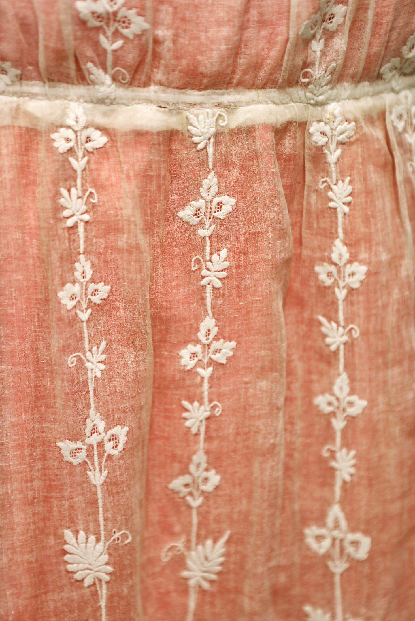 La robe de l'Impératrice 1 © Pierre Holley