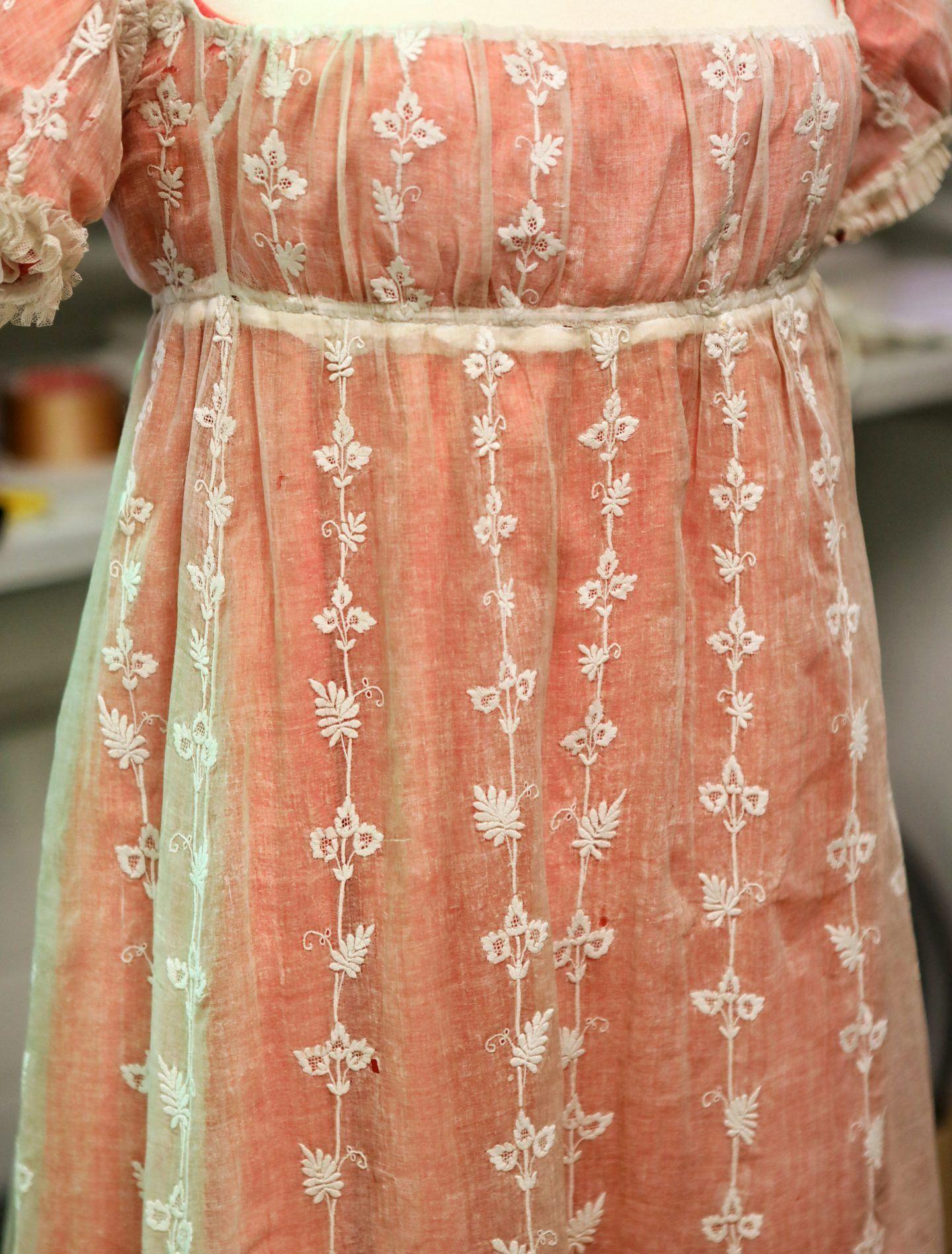 La robe de l'Impératrice 5 © Pierre Holley